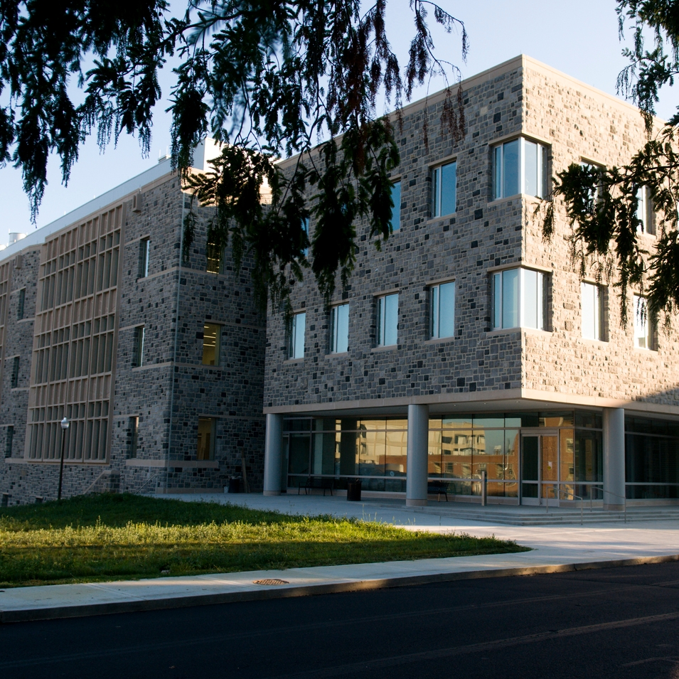 Kelly Hall is the home of the Materials Characterization Lab.