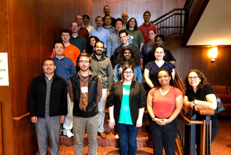 2018 Adhesion Science short course group